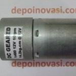Motor DC Head Pantilt 10 rpm