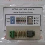 Sensor Tegangan DC (DC Voltage Sensor)