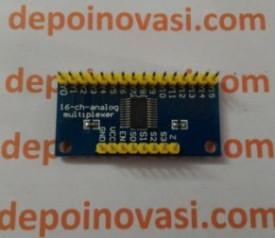 Modul Analog Multiplexer 16ch for Arduino