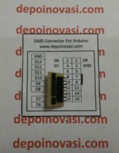 Konektor DMD P10 Arduino