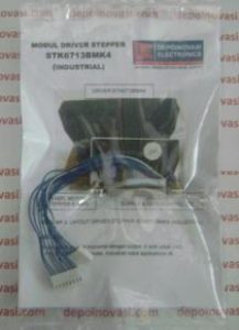 Driver Motor Stepper STK6713BMK4 Industrial