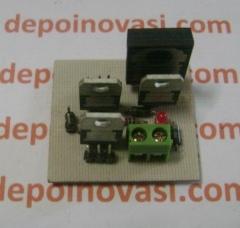 Driver Motor Servo 2 Kanal