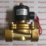 Kran Elektrik Straight Metal 1″ AC 220V