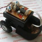 Robot Line Follower Analog Edukasi