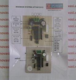 Minimum System ATTiny2313
