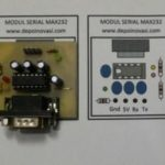 Modul Serial RS-232 Male to TTL