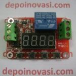 Modul Timer Relay Digital Multi-Function