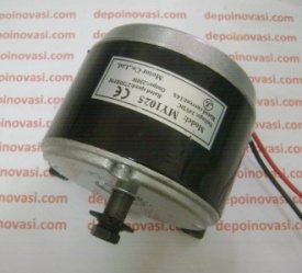 Motor DC Brushed 24V 250W