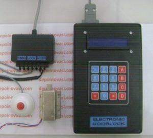 Otodoorlock (Electronic Doorlock dan Kontroller)