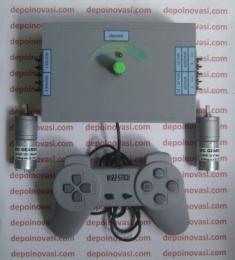 Kontroller Motor Pan-Tilt Kamera