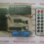 Remote Inframerah 8 Relay