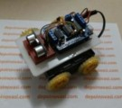 Robot Edukasi Arduino Obstacle Avoider (Penghindar Halangan)