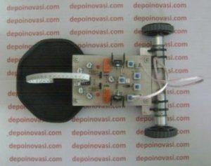 Robot Line Follower Analog 12 Sensor Lomba