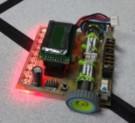 Robot Line Tracer Mikrokontroller Speeder Lomba