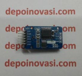 Modul RTC DS3231 dengan AT24C32 Komplit Battery