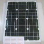 Solar Panel Monokristalin 50WP 12V