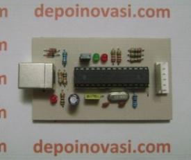 USBasp Downloader 6 pin