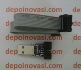 ADP USBasp Downloader AVR dan MCS-51