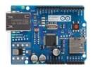 Modul Ethernet Shield W5100 R3 Arduino