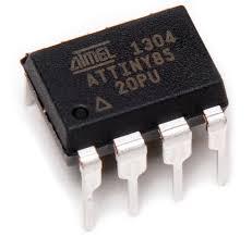 Mikrokontroller ATtiny85