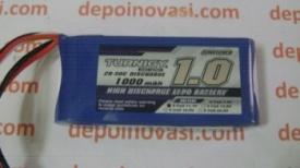 """Battery LiPo """"Turnigy"""" 11,1V 1000 mAh"""