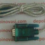 Kabel Konverter USB To RS-232