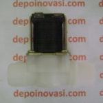 Kran Elektrik Straight DC 12V1/2″-1/2″
