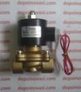 Kran Elektrik Straight Metal 1/2″ AC 220V