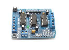 L293D Arduino Driver Motor Shield
