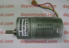 Motor DC Geared 12V 295 rpm