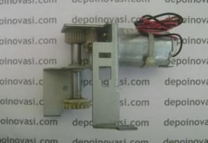 Motor DC XWorm Standart