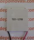 Peltier TEC1-12706 6A Pembangkit Listrik dari Panas Dingin