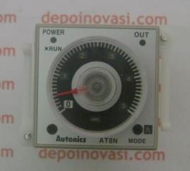 Timer Analog Autonics DC24V ~ AC220V
