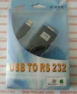 Konverter USB to RS-232