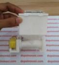 Mekanika Fish Feeder komplit Motor DC Gearbox