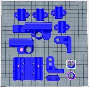iTopie Printed Parts
