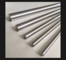 As Shaft Stainless Smooth Rod 8mm Panjang 1 Meter