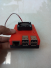 Casing Raspberry Pi 3 Include Fan 40mm