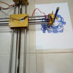 Arduino Robot Writing dan Drawing