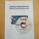 Buku dan CD Kursus Perakitan CNC