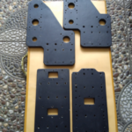 Gantry dan Z Panel for CNC Root 3 Plywood