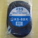 Kabel Spiral KSS KS-8BK Hitam