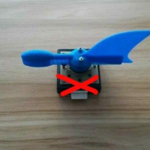 Penunjuk Arah Mata Angin tanpa Rangkaian Elektronik