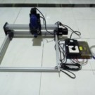 CNC Router PCB area kerja 30×30 cm Tuner 130W