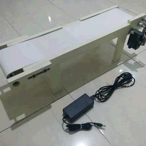 Mini Konveyor Support PLC dan Arduino Frame MDF