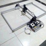 CNC Batik Tulis area kerja 100x60cm
