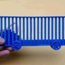 Miniatur Pagar Geser Tanpa Arduino