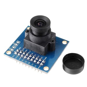 Camera OV7670 Modul Kamera CMOS VGA 640×480 for Arduino
