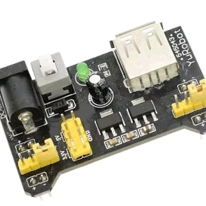 Power Supply 3.3V 5V Module For MB102 Breadboard