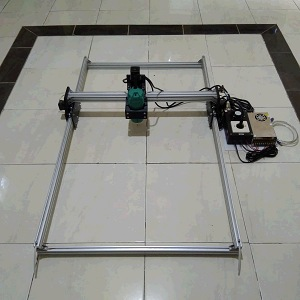 CNC Router 120x60cm 530W